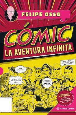Cómic - La aventura infinita (Rústica 260 pp) #