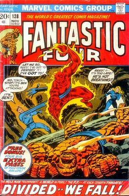 Fantastic Four Vol. 1 (1961-1996) (saddle-stitched) #128