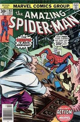 The Amazing Spider-Man Vol. 1 (1963-2007) (Comic-book) #163