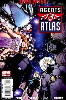 Agents of Atlas Vol. 2 (2009) #1