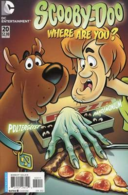 Scooby-Doo! Where Are You? (Comic Book) #20