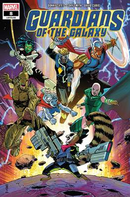 Guardians of the Galaxy (2019-...) (Comic Book) #8