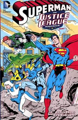 Superman and Justice League America