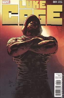 Luke Cage Vol. 1 (2017-2018 Variant Cover)