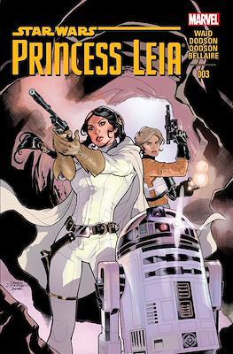 Princess Leia. Star Wars (Digital) #3