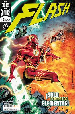 Flash. Nuevo Universo DC / Renacimiento (Rústica - Grapa) #57/43