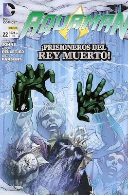 Aquaman (Grapa) #22