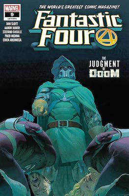 Fantastic Four Vol. 6 (2018-...) #9