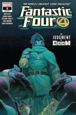 Fantastic Four Vol. 6 (Comic Book) #9