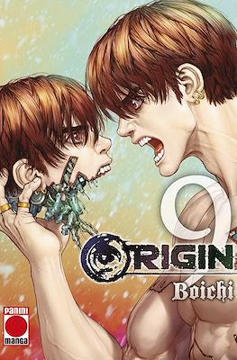 Origin (Rústica con sobrecubierta) #9