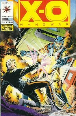 X-O Manowar (1992-1996) (Comic Book) #3