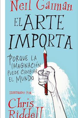 El arte importa (Cartoné 112 pp) #