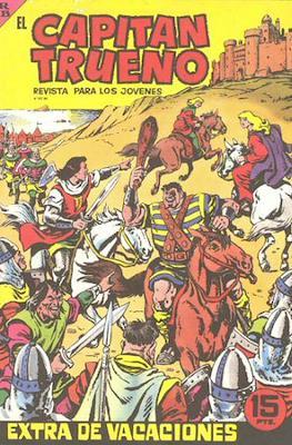 El Capitán Trueno. Extra y especiales (Grapa) #11