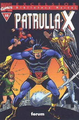 Biblioteca Marvel: Patrulla-X (2000-2001) (Rústica 160 pp) #10
