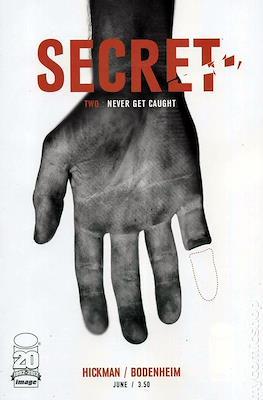 Secret (2012) (Comic books 32 pags) #2