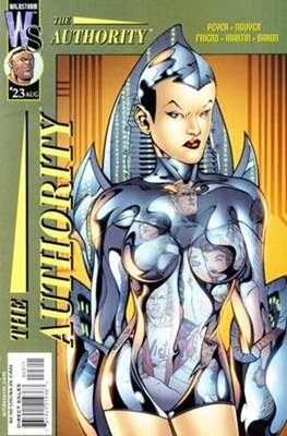 The Authority Vol. 1 (Comic Book) #23