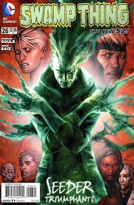 Swamp Thing vol. 5 (2011-2015) #26