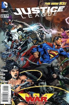 Justice League Vol. 2 (2011-2016) (Comic-Book) #22