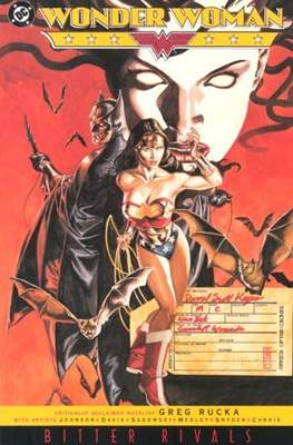 Wonder Woman (Greg Rucka) (Softcover) #2