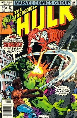 The Incredible Hulk Vol. 1 (1962-1999) (Comic Book) #221