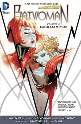 Batwoman Vol. 1 (2011-2015) (Softcover) #4