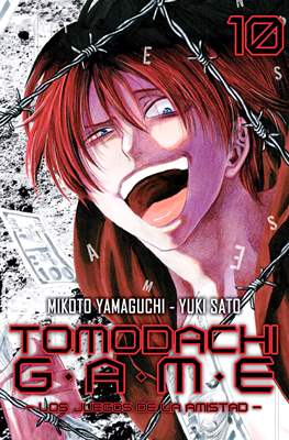 Tomodachi Game (Rústica con sobrecubierta) #10
