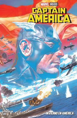 Captain America: Invierno en América - Marvel Básicos