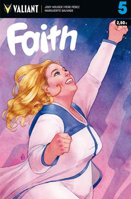 Faith (Grapa 24 pp) #5