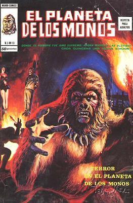 El planeta de los monos Vol. 1 #13