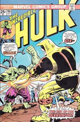 The Incredible Hulk Vol. 1 (1962-1999) (Comic Book) #186