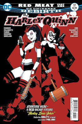 Harley Quinn Vol. 3 (2016-) (Comic book) #17