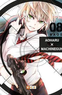 Aoharu x Machinegun (Rústica) #8