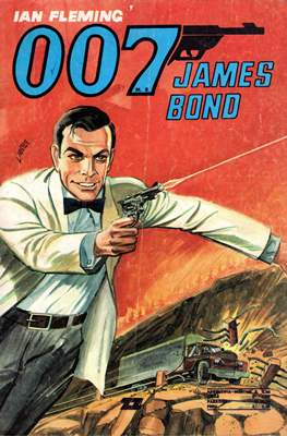 007 James Bond (Grapa) #58