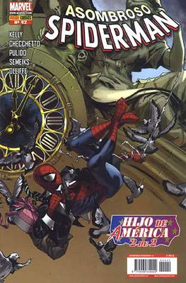 Spiderman Vol. 7 / Spiderman Superior / El Asombroso Spiderman (2006-) (Rústica) #42