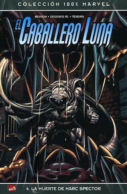 El Caballero Luna . 100% Marvel Vol. 1 (2007 - 2010) (Rústica con solapas.) #4