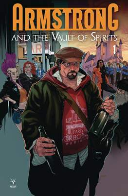Armstrong and the Vault of Spirits (2018)