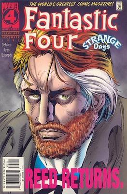 Fantastic Four Vol. 1 (1961-1996) (saddle-stitched) #407