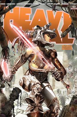 Heavy Metal Magazine #301