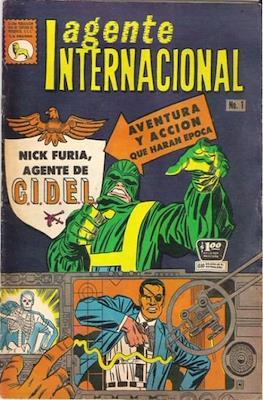 Nick Furia Agente Internacional