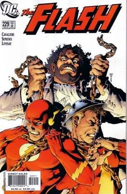 The Flash Vol. 2 (1987-2006) (Comic Book) #229