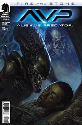 Alien vs. Predator: Fire and Stone (Comic Book) #2
