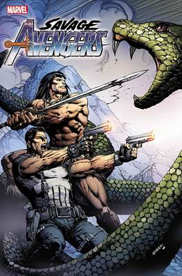 Savage Avengers (Comic Book) #6