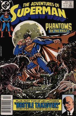 Superman Vol. 1 / Adventures of Superman Vol. 1 (1939-2011) (Comic Book) #453