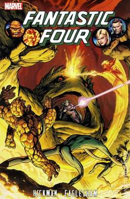 Fantastic Four by Jonathan Hickman (Softcover) #2