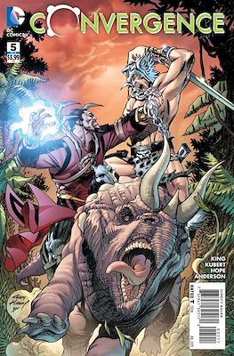 Convergence (2015) (Comic-Book) #5