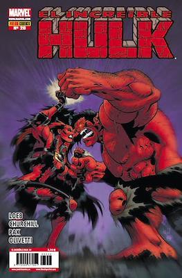 El Increíble Hulk (2008-2011) (Grapa, 24 páginas) #20