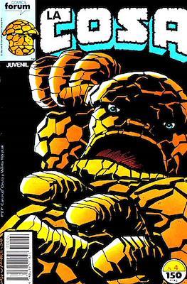 La Cosa (1989-1990) #4