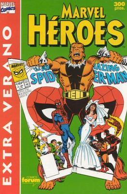 Marvel Héroes. Especiales (1987-1993) (Grapa 64 pp) #12