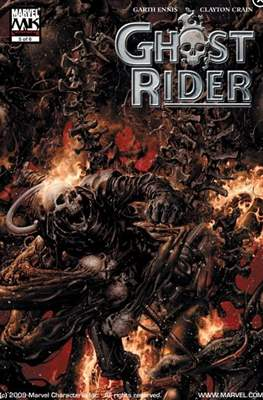 Ghost Rider Vol. 3 (2005-2006) (Comic Book) #5
