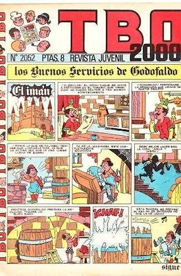TBO 2000 - El TBO (Grapa) #2052